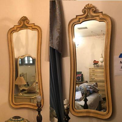 https://www.ebay.com/itm/124486730862FL4010 Pair of French Provincial Long Mirrors Estate Sale Pickup $300.00  OBO