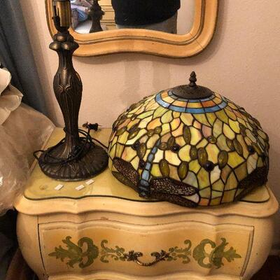 https://www.ebay.com/itm/114575725784FL4009 TIFFANY STAINED GLASS DRAGONFLY FLOOR LAMP Pickup Only Paul Sahlin Tiffany's $985.00  OBO
