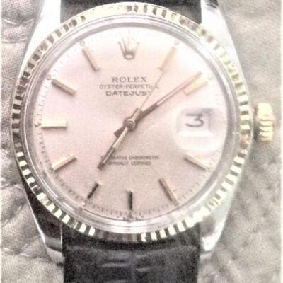 Genuine Rolex Oyster Perpetual - Chronometer