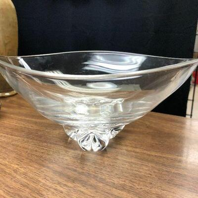 WRY5012Fhttps://www.ebay.com/itm/114609913701WRY5012F Steuben Crystal Bowl Discontinued Hand Etched Local Pickup Auction