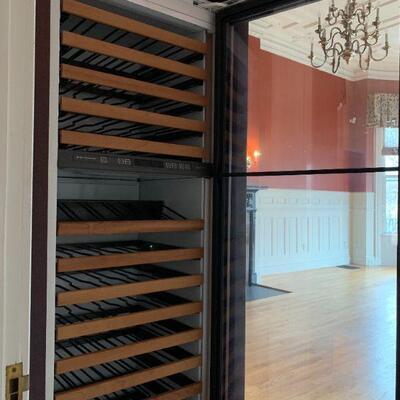 Sub Zero 427 Wine Storage Refrigerator, 132 Bottle Capacity