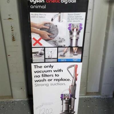 1202	 Dyson Big Ball Animal Vacuum Dyson Big Ball Animal Vacuum OS17-044291.21