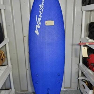 1120	 Wavestorm 5'6 Original New Modern Swallow Tail Surfboard Wavestorm 5'6 Original New Modern Swallow Tail Surfboard OS20-016423.1
