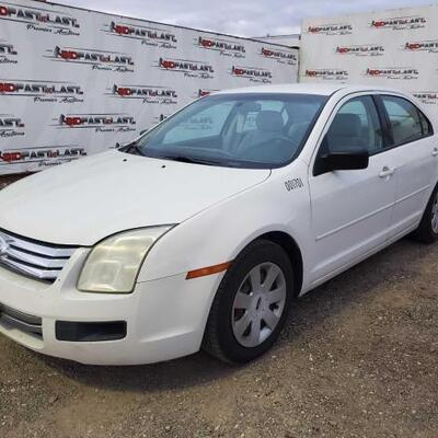 Lot # 255 (Sale Order: 9 of 288)       See Video CURRENT SMOG Year: 2008 Make: Ford Model: Fusion Vehicle Type: Passenger Car Mileage:...