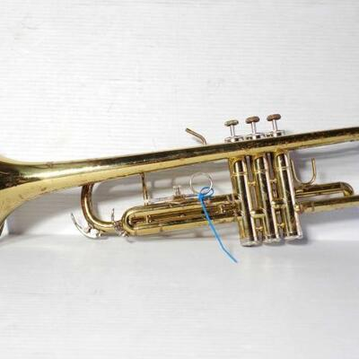 1116	 First Act Trumpet With Case First Act Trumpet With Case OS15-093620.6