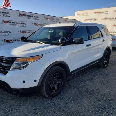 Year: 2015 Make: Ford Model: Explorer Vehicle Type: Multipurpose Vehicle (MPV) Mileage: 120948 Plate: Body Type: 4 Door Wagon Trim Level:...