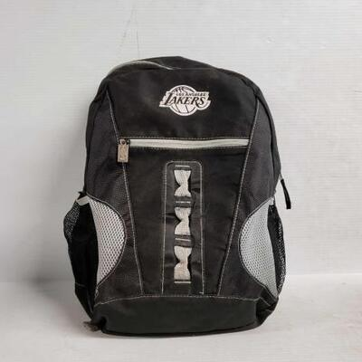 #7108 • Los Angeles Lakers Backpack