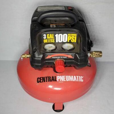 #1208 • Central Pneumatic Air Compressor