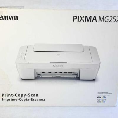 1042	 Canon Pixma MG2520 Printer Canon Pixma MG2520 Printer
