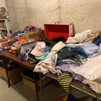 Clothes, etc.