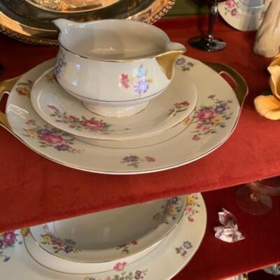 Havaland china service for 12