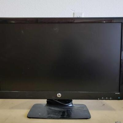 505	 HP 23in Computer Monitor HP 2311x