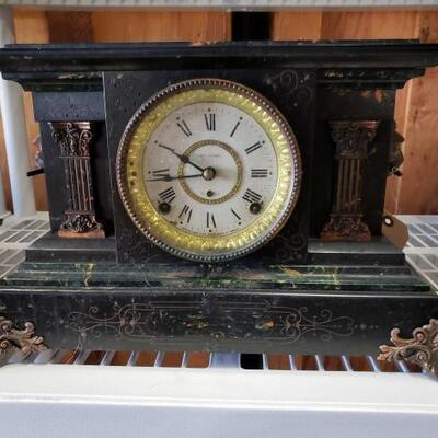 .2024	 Seth Thomas Mechanical Clock 17