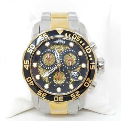 80	  Invicta Watch Invicta Watch