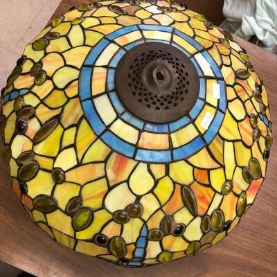 https://www.ebay.com/itm/124542039930FL4009 TIFFANY STAINED GLASS DRAGONFLY FLOOR LAMP Shade Pickup Only Paul Sahlin Tiffany'sAuction