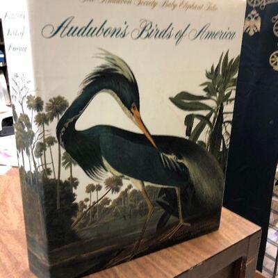 https://www.ebay.com/itm/114652155665BA5816 Audubon's Birds of America Baby Elephant Folio 1990 BookAuction