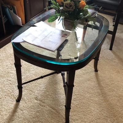 https://www.ebay.com/itm/114644988418KG0071 Glass Top Coffee Table Modern Pickup OnlyAuction