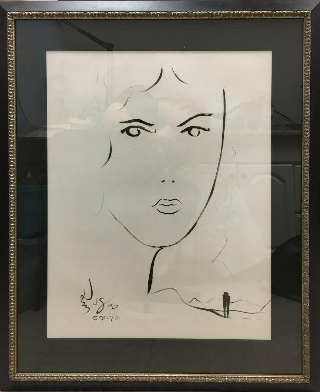 https://www.ebay.com/itm/114644996913KB0180: NEW ORLEANS ARTIST Gustavo Duque 1999 Original ArtworkAuction