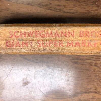 https://www.ebay.com/itm/124532490687LAR9031 Vintage Schwegmann New Orleans Ice Pick Auction