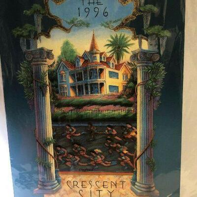 https://www.ebay.com/itm/124540604204GB028: The 1996 Crescent City Classic Poster #edAuction