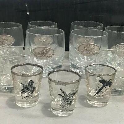 https://www.ebay.com/itm/114658338290KG009 COLLECTION OF BARWARE GLASSES ROCKS AND SHOT Buy-it-Now  $19.99