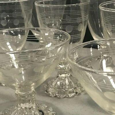 https://www.ebay.com/itm/114658338278KG001 SET OF MID CENTURY VINTAGE BAR COCKTAIL GLASSES IN 3 SIZES, 13 PIECES Buy-it-Now  $19.99