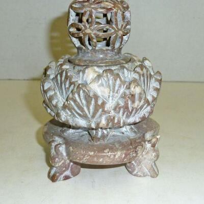 Soapstone incense NICE