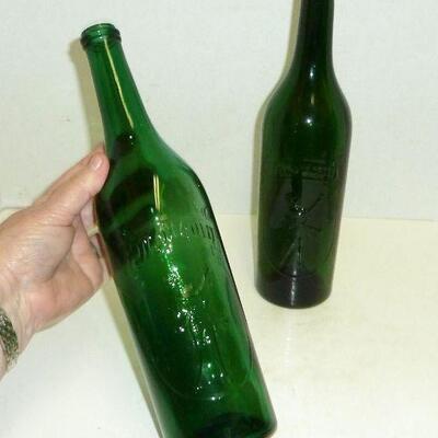 Mouquin DECO LADY bottles