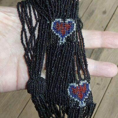 Native Am? beaded belt