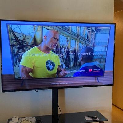 Vizio 70 inch. See pictures for details. Includes wall mount.