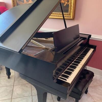 Mathushek Baby Grand Piano - 1931