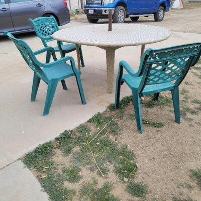 Chairs sold