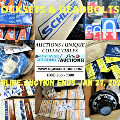 Locksmith Surplus Sale