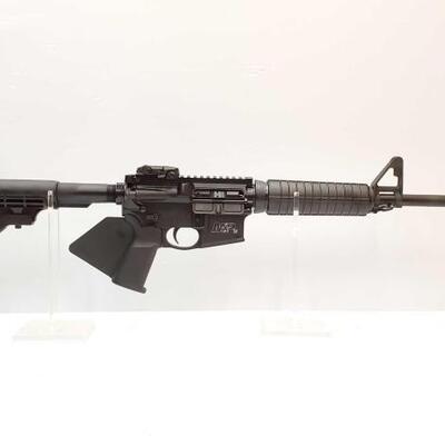 M&P 15 Sport ll 5.56 NATO Semi-Auto Rifle Barrel Length: 16