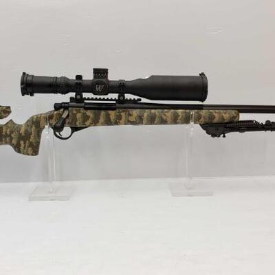 #950 • Remington 700 .300 Win Mag Bolt Action Rifle w/ Nightforce Scope