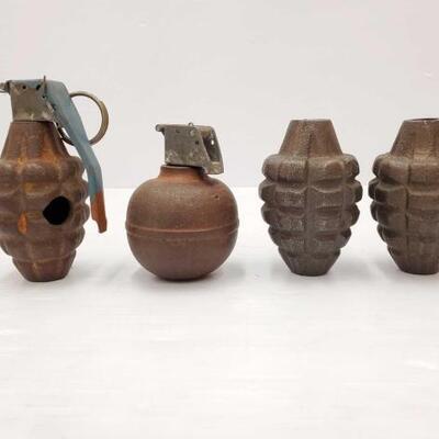 #1878 • 4 Defused Grenades