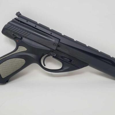 530  Beretta U22 NEOS .22lr Semi-Auto Pistol with Case NO CA Serial Number: R08436 Barrel Length: 6