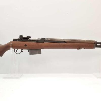 962  Springfield Armory MIA .308 Semi-Auto Rifle Serial Number: 343697 Barrel Length: 25