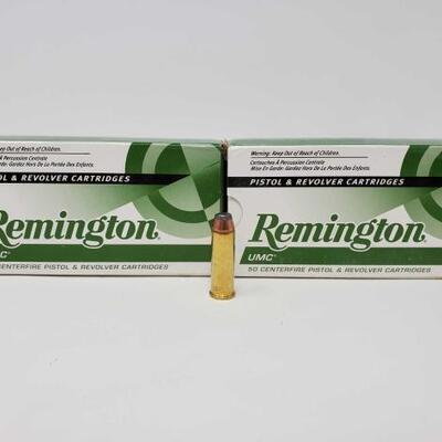 1212 • 100 Rounds Of Remington 44 MAG- 180 GR