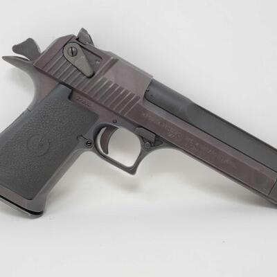 512  Magnum Research Desert Eagle .44 Mag Semi-Auto Pistol Serial Number: 22365 Barrel Length: 6