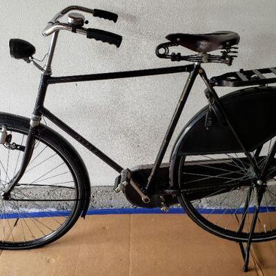 RARE, Burco (Amsterdam) men's bicycle.