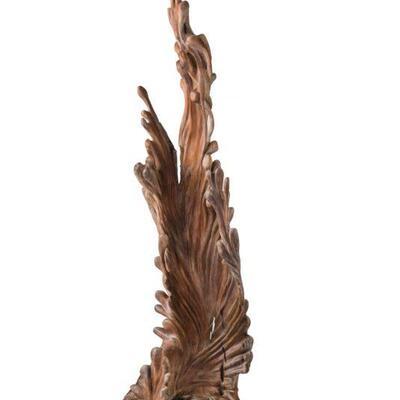 Balinese teak hand-carved wood sculpture 89