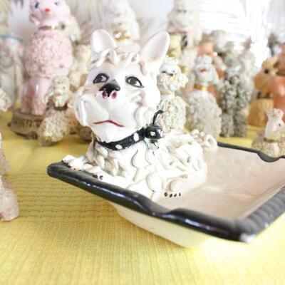 Porcelain Poodle