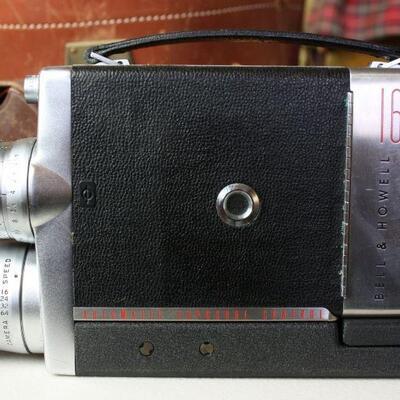 16mm Film Movie Camera