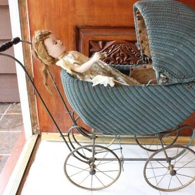 Victorian Baby Carriage