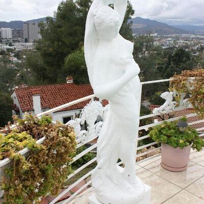 Concrete Statuary