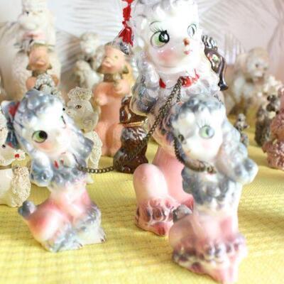 Porcelain Poodles