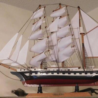 Sailing Ship - View All