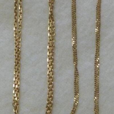 18k Chains