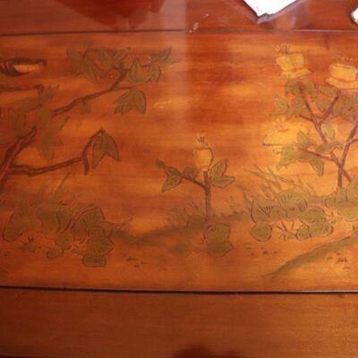 Top of dining room table